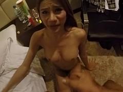 Amateur, Nana, Gros seins, Pov, Prostituée, Transsexuelle, Thaïlandaise, Nénés
