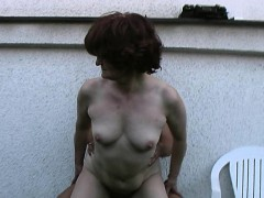 Old granny anal sex porn