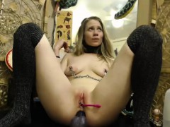Hot Webcam Girl Double Anal Penetration And Sex Toys