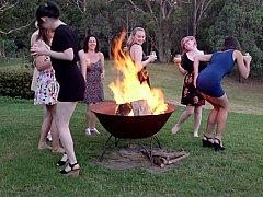 Campfire lesbians