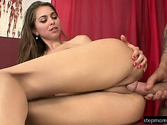 Riley Reid knows how to cure her tricky patient