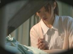 the av actress cha is a nurse in hospitals film