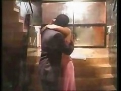 Smoking hot French Kitten Reality erotic couple sex at home