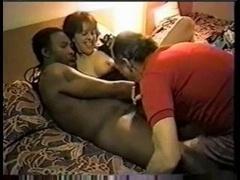 Wife & husb& like it huge & black