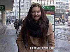 18 ans, Amateur, Tchèque, Européenne, Argent, Pov, Réalité, Adolescente