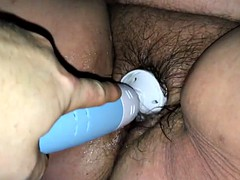 making her wet