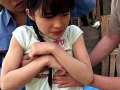 指いじり, 日本人, 三人