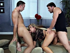 Bored Wife gets soemthing new to try