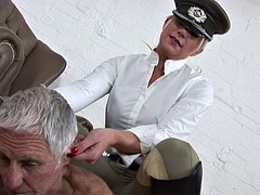 beneath her boots. 3. full clip
