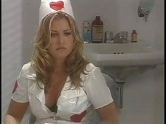 Classic Hot Nurse Making love