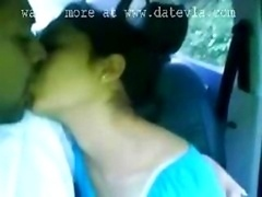Voiture, Couple, Indienne