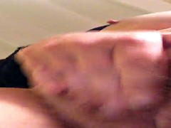 Real orgasm twitching big tits