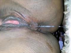 Her Pussy Drips Creamy Pussy Juice