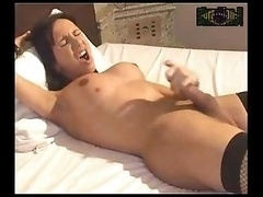 Transsexual Cumshots