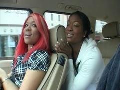 Ebony Star Aryana Star in Butt Everywhere 4
