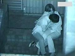 Street Night Sex