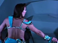 Alla Kushnir sexy Belly Dance part 111