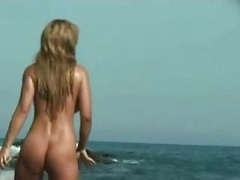 Beach nudist - 0126 III-VI