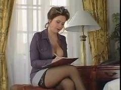 Constance Devil likes less seasoned men