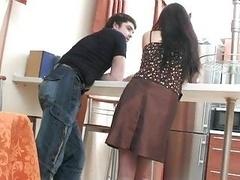 Russian Lady friend Goes Rectal