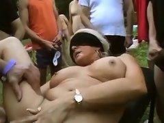 german swinger garden party