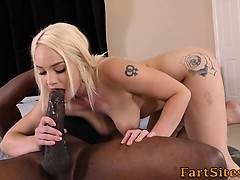 Blonde, Hard, Hd, Interracial