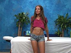 Bridget loves massage
