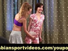 Lesbienne, Sport