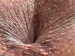 thai asshole tease