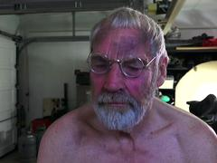 Such an innocent petite young pussy for old horny man