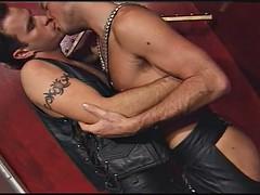 leather cum