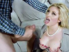 horny big tits blonde milf ashley down caught masturbating and gets fucked