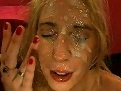 Blonde German Teen Gangbang Thick Bukkake - FreeFetishTVcom