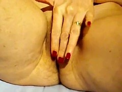 very wet amateur wife