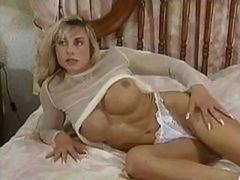 Grote kietelaar, Rijpe lesbienne, Spier