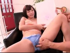 Asian Finger Squirt