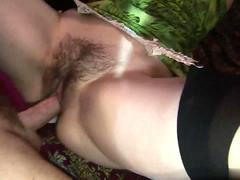 A group of gorgeous sluts fuck some dudes at a party