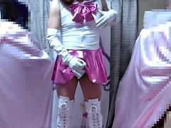Japan cosplay cross dresse91