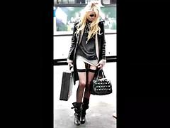 Taylor Momsen Jerk-Off Challenge