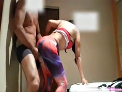 dry humping (indian)