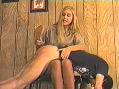The Chelsea, Joanne, David Spanking Video (FD-232)