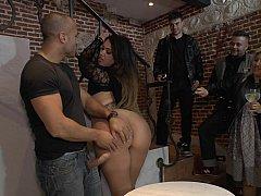 Bondage domination sadisme masochisme, Domination, Européenne, Femelle, Femme dominatrice, Humiliation, Public, Punition