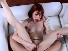 Dirty talk creampie compilation first time Permission To