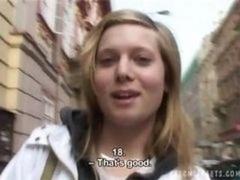 Czech Streets - Julie