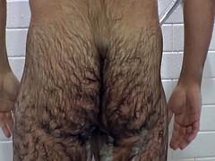 Schwul, Masturbation, Muskel