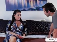 Jessica Jaymes takes Donnies cock like a champ