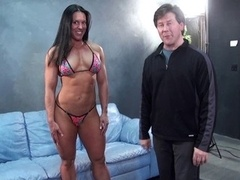 Lady Muscle