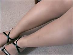 Fetisch, Japanische massage, Masturbation, Strümpfe