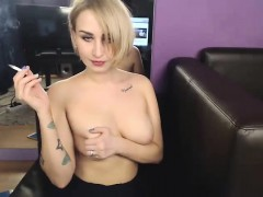 amateur misswildy flashing boobs on live webcam