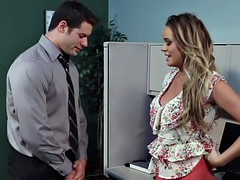 Busty Mom Alexis Adams Fuck A Large Dick